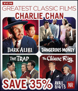 Greatest Classic Films: Charlie Chan