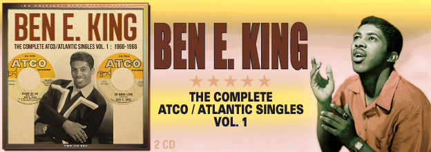 Ben E. King - The Complete Atco / Atlantic Singles