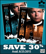 Don Matteo DVD Collections Save 30%