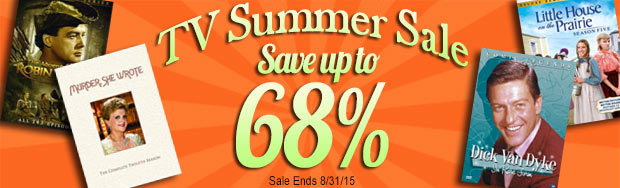 TV Summer Sale