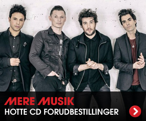 WOWHD  - MERE MUSIK - HOTTE CD FORUDBESTILLINGER