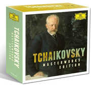 Tchaikovsky Masterworks Edition , Various Artists