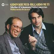 Schumann & Sibelius: Violin Concerto [Import] , Gidon Kremer