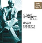 Bach: Goldberg Variations , Gustav Leonhardt