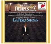 Stravinsky: Oedipus Rex , Esa-Pekka Salonen