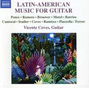 Latin American Music for Guitar , Vicente Coves