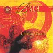 Brandenburg Concertos: RCA Red Seal , Bach