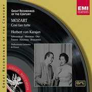 Mozart: Così Fan Tutte , Herbert Von Karajan