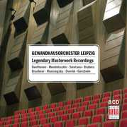 Legendary Masterworks Recordings [Box Set] , Leipzig Gewandhaus Orchestra
