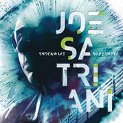 Shockwave Supenova , Joe Satriani