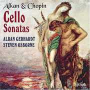 Cello Sonatas By Alkan & Chopin , Alban Gerhardt