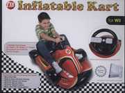 Inflatable Racing Kart Wii (Red/ Blk/ W/ P (Can)