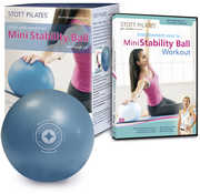 Mini Stability Ball Power Pack (W/ DVD)