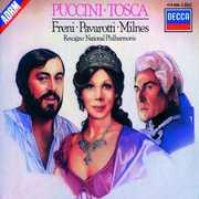 Puccini: Tosca , Mirella Freni
