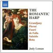 The Romantic Harp , Judy Loman