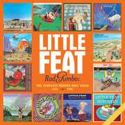 Rad Gumbo: The Complete Warner Bros Years 1971-90 , Little Feat