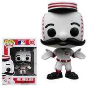 Major League Baseball: Mr. Red