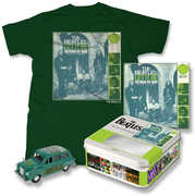 Let It Be Tin with Taxi & T-Shirt (Tcar) (WTSH)