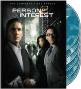 Person of Interest: Complete First Season