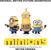 Minions - Soundtrack , Heitor Pereira