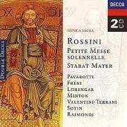 Rossini: Messe Solonnelle; Stabat Mater , Pilar Lorengar