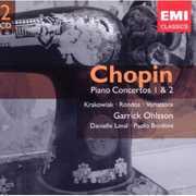 Chopin: Piano Concertos Nos. 1 & 2 , Garrick Ohlsson
