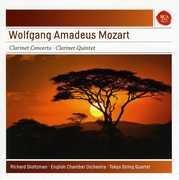 Mozart: Clarinet Concerto-Clarinet Qui , Richard Stoltzman