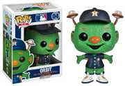 Major League Baseball: Orbit Houston Astros