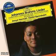 Originals: Brahms Lieder