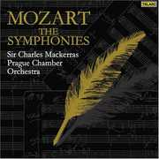 Mozart: The Symphonies [Box Set] , Mozart / MacKerras / Prague Chanber Orchestra