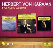 Three Classic Albums (Mozart/ Bizet/ Respighi/ Prokof , Herbert Von Karajan