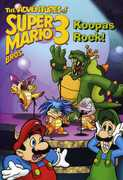 Adventures of Super Mario Bros. 3: Koopas Rock!