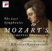 Symphonies Nos 39 40 & 41 , Nikolaus Harnoncourt
