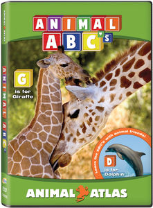 Animals Atlas: Animals Abcs