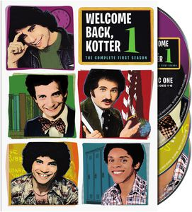 Welcome Back Kotter: Complete First Season