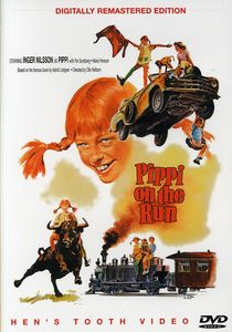 Pippi Longstocking: Pippi on the Run