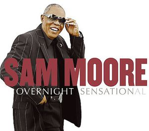 Sam Moore Overnight Unequalled 2006 Dutch CD album