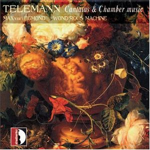 Cantatas & Chamber Music