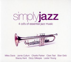 Miscellaneous Artists - Simply Jazz (Music CD)
