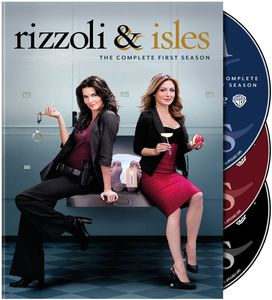 Rizzoli & Isles: Complete First Season