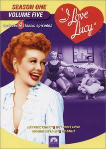 I Love Lucy: Season 1 Vol 5