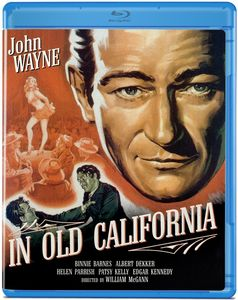 Olive Films In Old California [blu Ray] [b & w/1942]