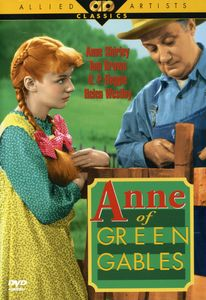 Anne of Green Gables ('34)