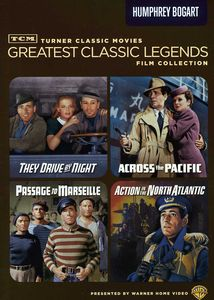 TCM Greatest Classic Legends Film Collection: Humphrey Bogart