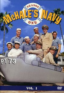 McHale's Navy: Season One, Vol. 1