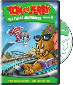 Tom & Jerry: Fur Flying Adventures 2