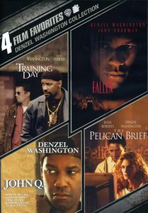 Denzel Washington Collection: 4 Film Favorites