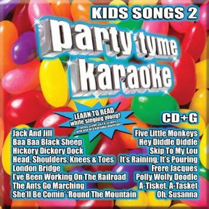 Party Tyme Karaoke: Kids Songs 2 /  Various
