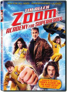 ZOOM: ACADEMY FOR SUPERHEROES BY ALLEN, TIM (DVD)