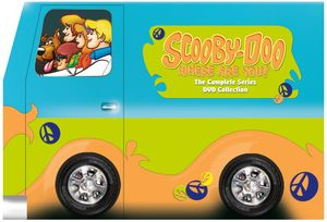 Scooby-Doo Where Are You: Complete Series